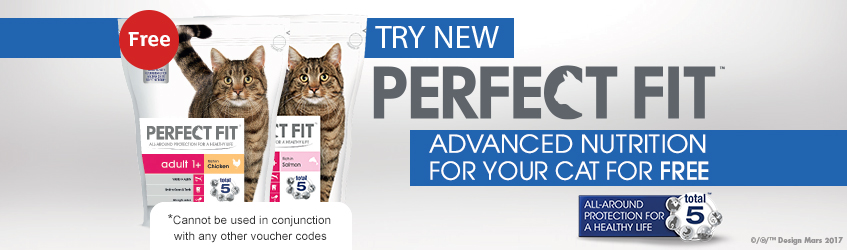 Buy Try New Perfect Fit Advanced Dry Cat Food For