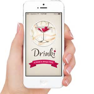 Drinki App - Free Cocktails Everyday