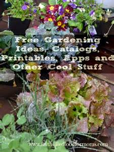 Free Gardening Catalogues