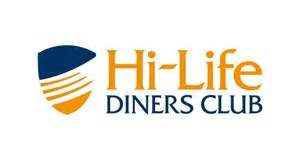 Free Hi-Life Diners Card (3 Month Card)