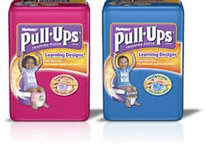 Free Huggies Pull-Ups Samples