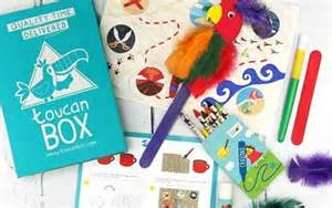 Free Kids Craft Box (Worth