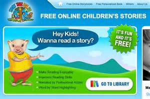 Free Kids Story Book