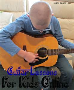 Free Online Guitar Lessons For Kids