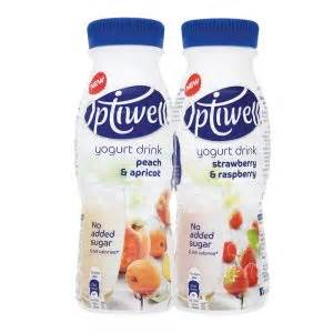 Free Optiwell Yogurt Drink