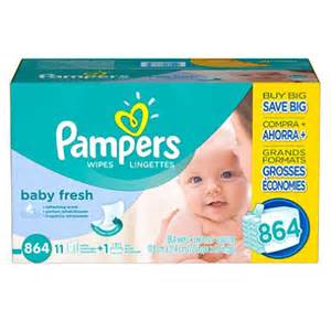 Free Pampers Baby Club