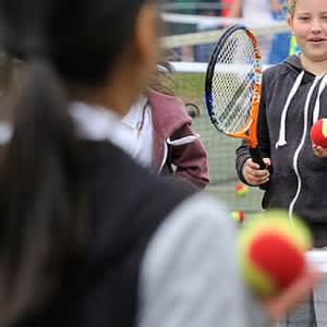 Free Tennis Coaching For Kids