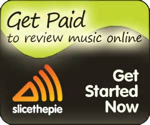 SliceThePie - Get Paid To Review Music