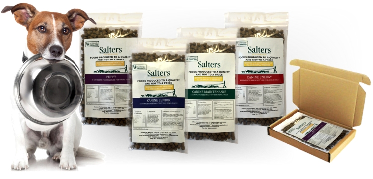 Taste Test Sachets - Salters Pet Nutrition