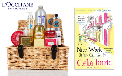 Win A L'occitane Luxury Hamper & A Copy Of Nice Wo