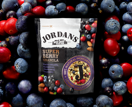 Win Superberry Granola