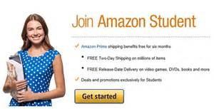 Free Amazon Prime For Students