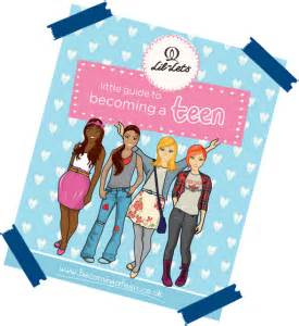 Free Becoming a Teen Booklet