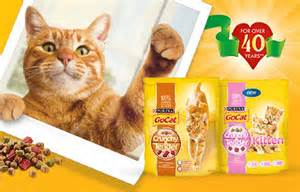 Free Go-Cat Crunchy & Tender Sample
