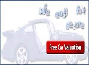 Free Instant Car Valuation