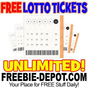Free Powerball Lottery Ticket