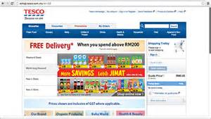 Free Tesco Delivery