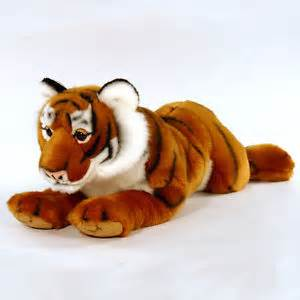 Free Tiger Cuddly Toy