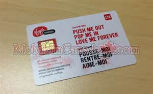 Free Virgin Mobile SIM Cards