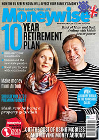 Get A Free Copy Of Moneywise Magazine (worth 3.95)