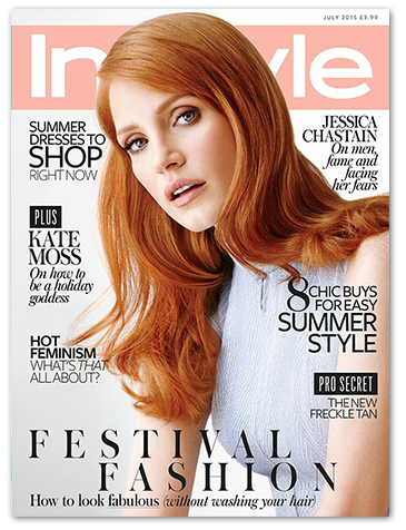 Instyle - The Only Fashion Monthly You Can Shop Fr